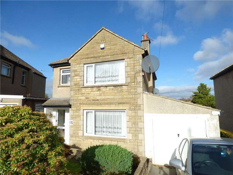3 Bedrooms Detached House for sale in Pasture Close, Clayton, Bradford, West Yorkshire