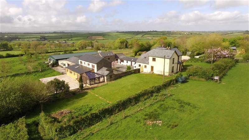 14 Bedrooms Detached House for sale in Ash Mill, South Molton, Devon, EX36