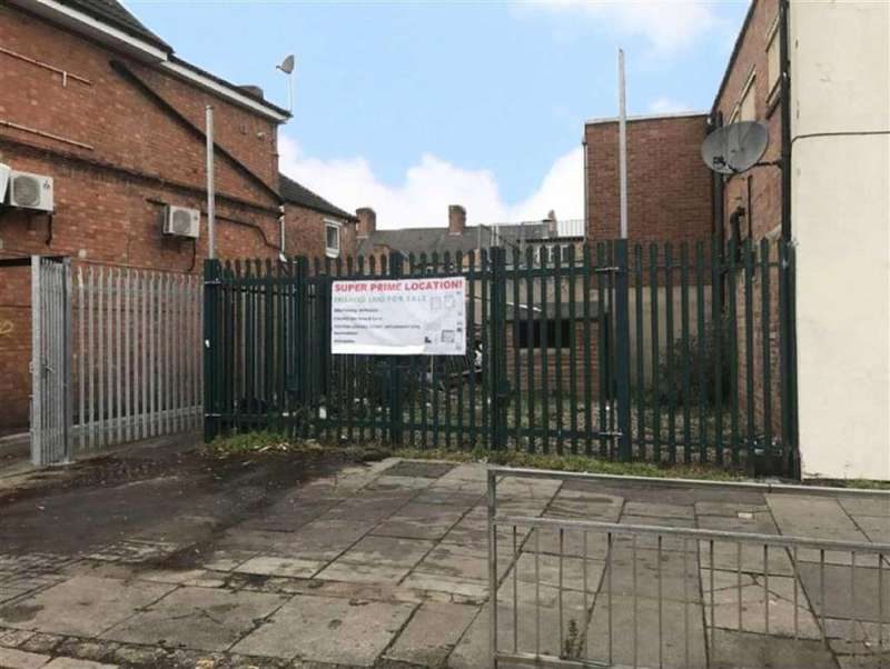Land Commercial for sale in Narborough Road, Leicester