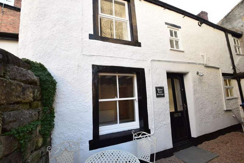2 Bedrooms Cottage House for sale in Water Lane, Wirksworth, Matlock