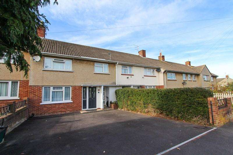3 Bedrooms Terraced House for sale in Caernarvon Road, Keynsham, Bristol