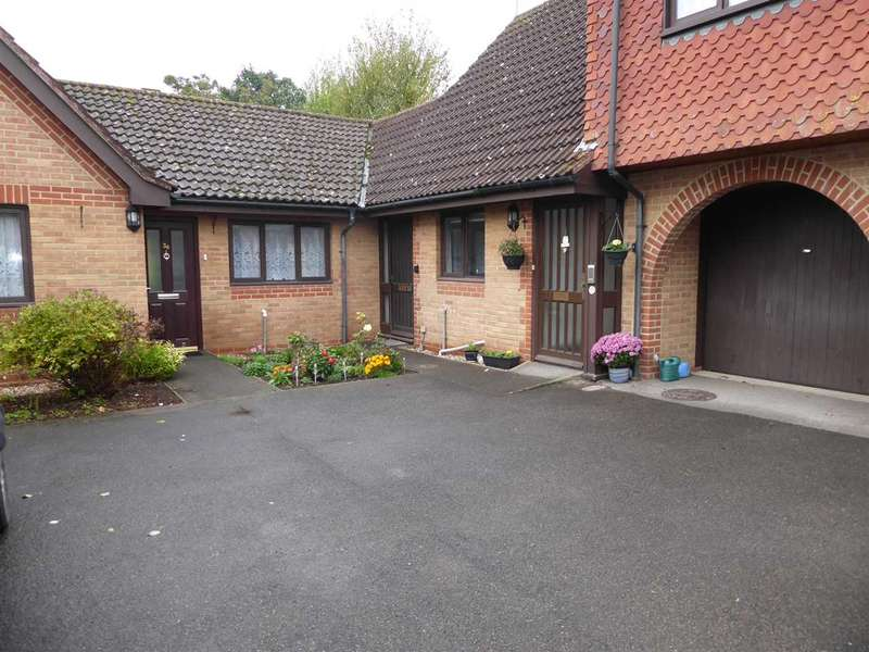 2 Bedrooms Retirement Property for sale in Burrcroft Court, Bath Road, Reading