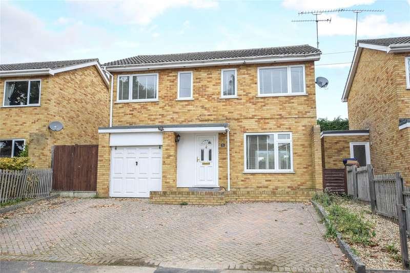 4 Bedrooms Detached House for sale in Glebewood, Bracknell, Berkshire, RG12