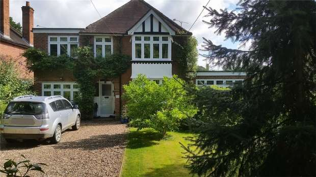4 Bedrooms Detached House for sale in Sonning Common