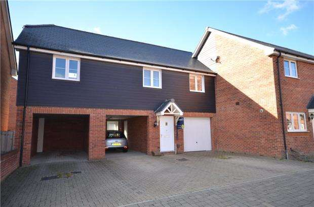 2 Bedrooms Parking Garage / Parking for sale in Gull Lane, Bracknell, Berkshire