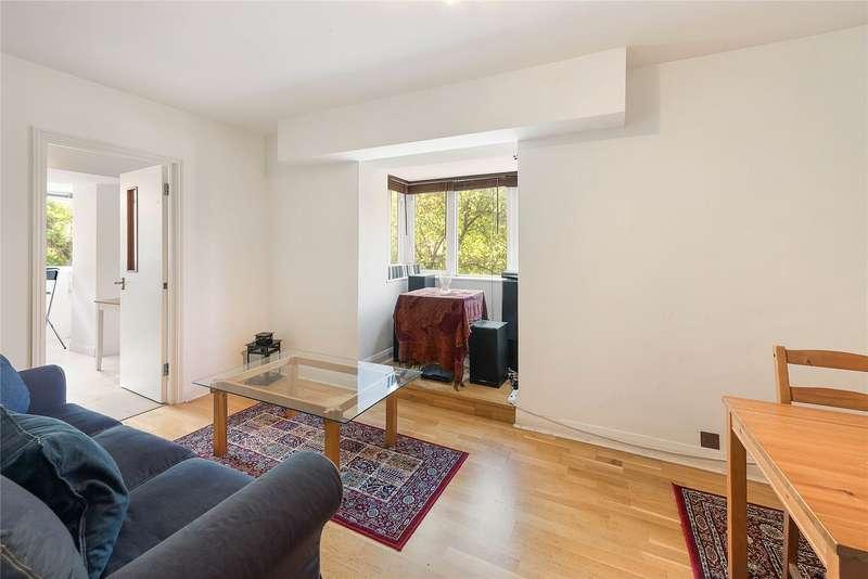 2 Bedrooms Flat for sale in Osprey Heights, 7 Bramlands Close, Battersea, London, SW11