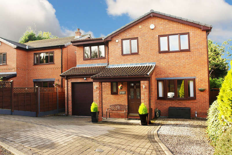 5 Bedrooms Detached House for sale in Low Meadows, Royton