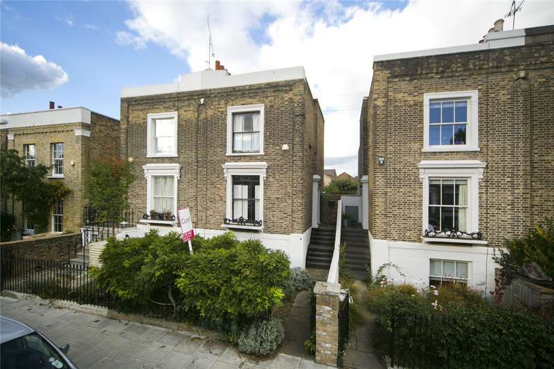 3 Bedrooms Semi Detached House for sale in Albion Drive, Dalston, E8