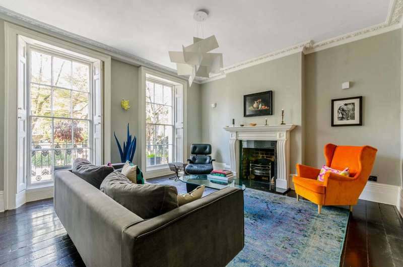 4 Bedrooms Terraced House for rent in Liverpool Road, Angel, N1