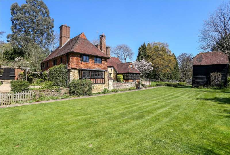 6 Bedrooms Detached House for sale in Petworth Road, Wormley, Godalming, Surrey, GU8