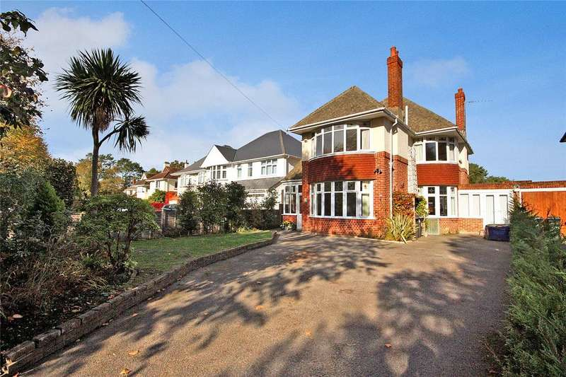 4 Bedrooms Detached House for sale in Harewood Avenue, Boscombe East, Bournemouth, Dorset, BH7