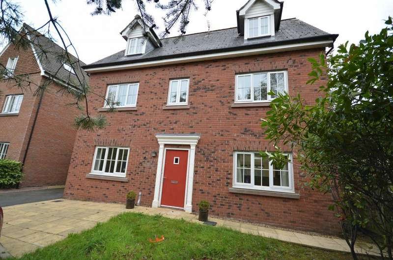 5 Bedrooms Detached House for sale in 29 Farcroft Close, Lymm