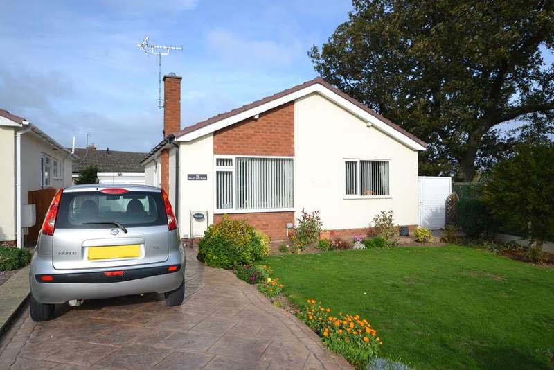 3 Bedrooms Detached Bungalow for sale in Derrie Avenue, Abergele, Conwy, LL22