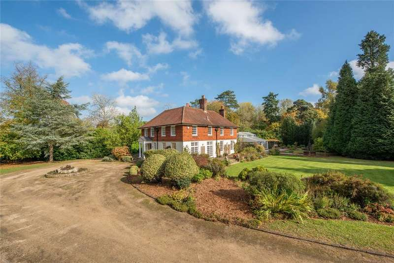 4 Bedrooms Detached House for sale in Partridge Lane, Newdigate, Dorking, Surrey, RH5