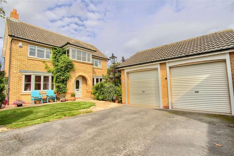 4 Bedrooms Detached House for sale in Deepdene Grove, Redcar