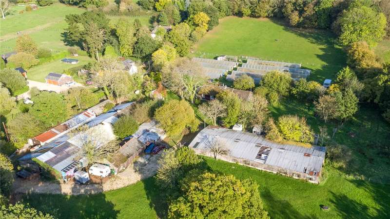 4 Bedrooms Equestrian Facility Character Property for sale in North Gorley, Fordingbridge, Hampshire, SP6