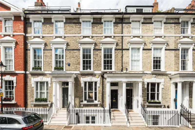 5 Bedrooms Terraced House for sale in Chamberlain Street, London, NW1