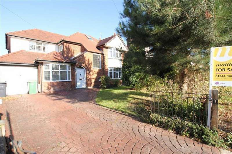 4 Bedrooms Detached House for sale in Upton Lane, Upton, Chester