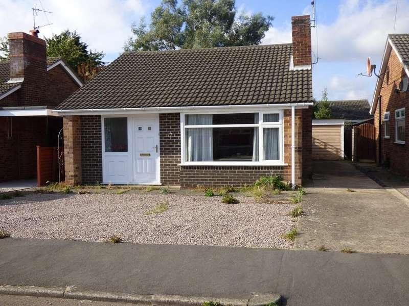 2 Bedrooms Detached Bungalow for sale in Belgrave Road, Spalding