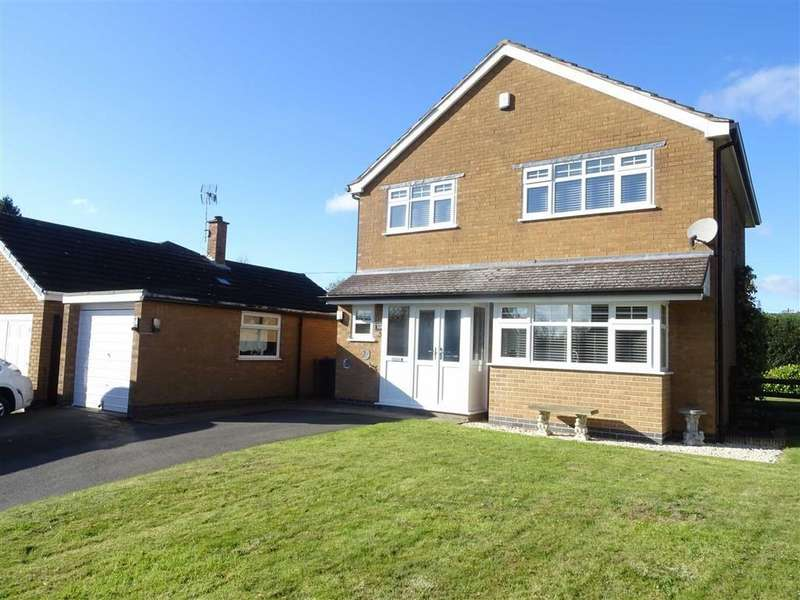 3 Bedrooms Detached House for sale in Chapel Street, Stapleton