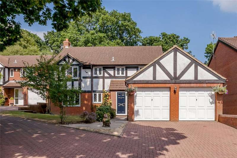 5 Bedrooms Detached House for sale in Fletcher Gardens, Binfield, Berkshire, RG42