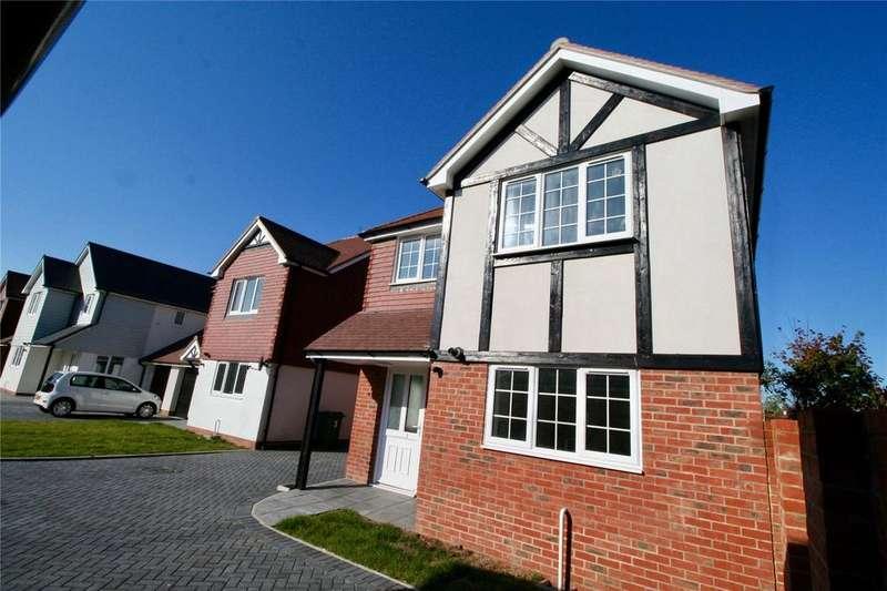 3 Bedrooms Detached House for sale in Swan Mews, Ringwood Road, Eastbourne, East Sussex, BN22