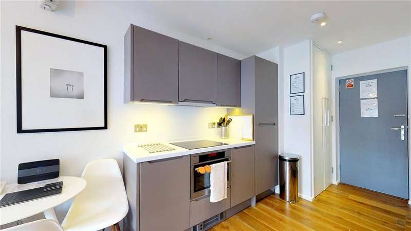 Flat for sale in Bruges Place, London, NW1
