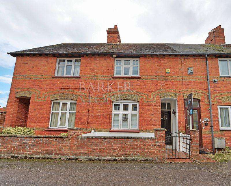 2 Bedrooms Terraced House for sale in Character cottage 1 mile from Crossrail