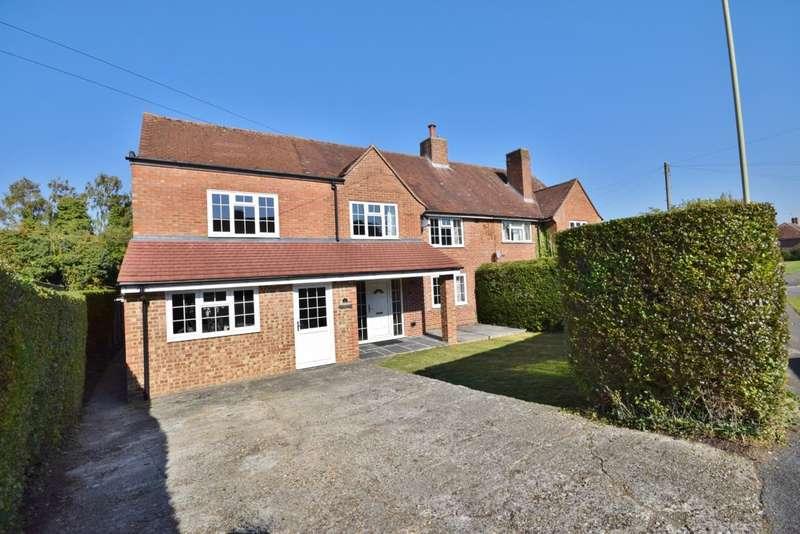 5 Bedrooms Semi Detached House for sale in Oakley, Basingstoke, RG23