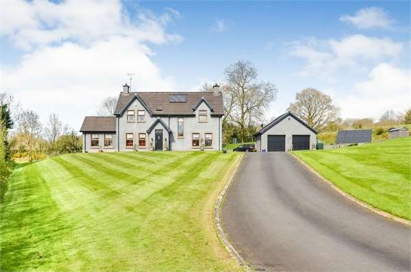5 Bedrooms Detached House for sale in Casheltown Road, Ahoghill, Ballymena, County Antrim