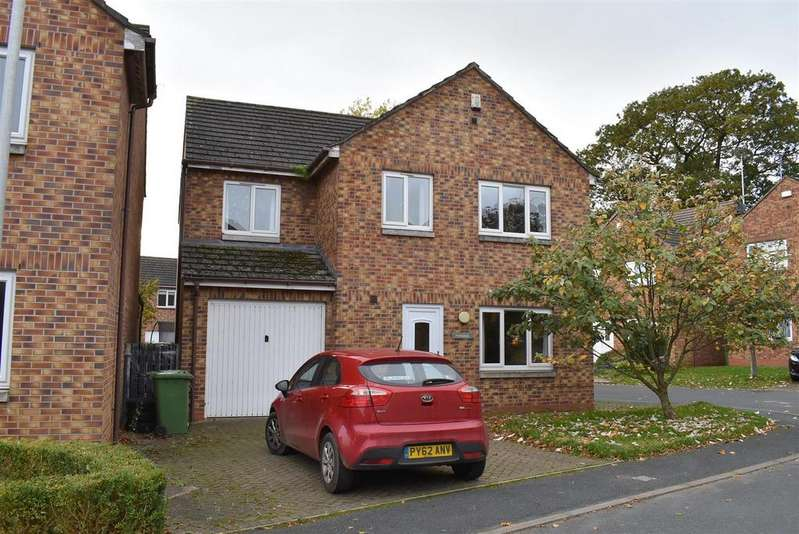 4 Bedrooms Detached House for sale in Millerstone Rise, Kirkby Thore, Penrith
