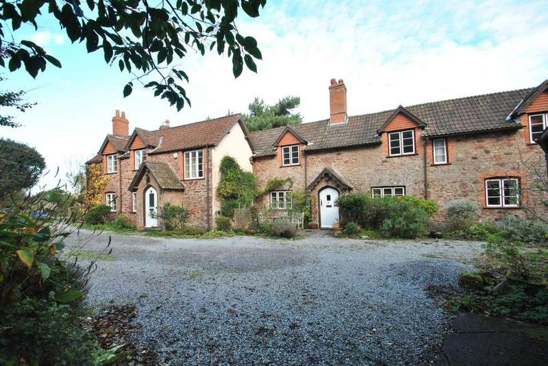 5 Bedrooms Detached House for sale in Dodington, Nether Stowey