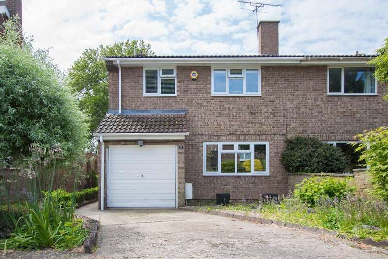 4 Bedrooms Semi Detached House for sale in Hollybush Way, Linton