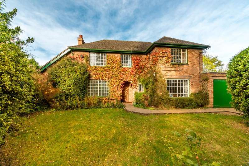 5 Bedrooms Detached House for sale in Meadow Lane, Houghton