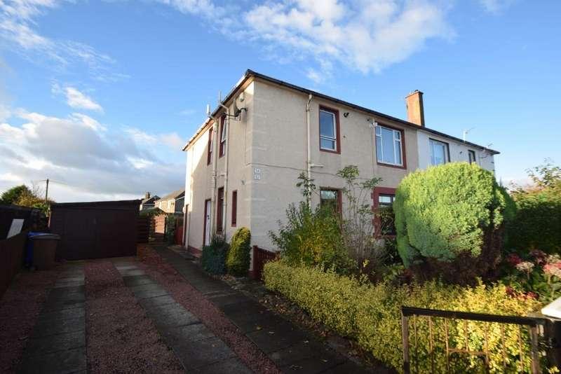2 Bedrooms Flat for sale in Heathfield Road, Prestwick, South Ayrshire, KA8 9DE