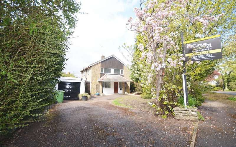 4 Bedrooms Detached House for sale in Holly Hill, Southampton, Hampshire, SO16