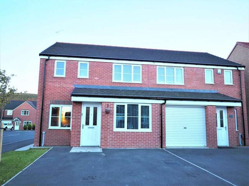 4 Bedrooms Semi Detached House for sale in Hunters Place, Guisborough