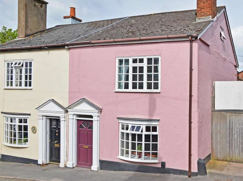 3 Bedrooms Semi Detached House for sale in Northernhay Street, Exeter EX4
