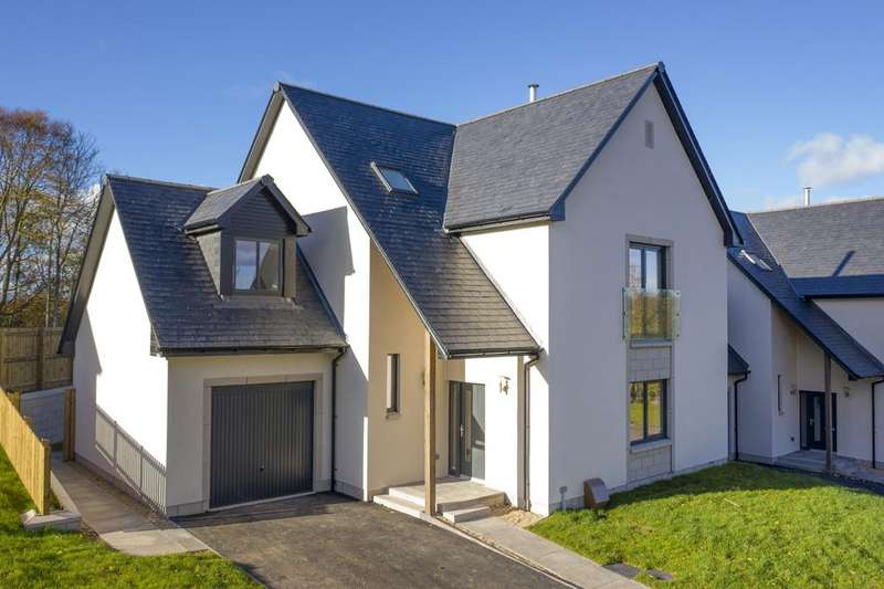 3 Bedrooms Detached House for sale in 2 The Courtyard Dalnair Estate, Croftamie, G63 0FE