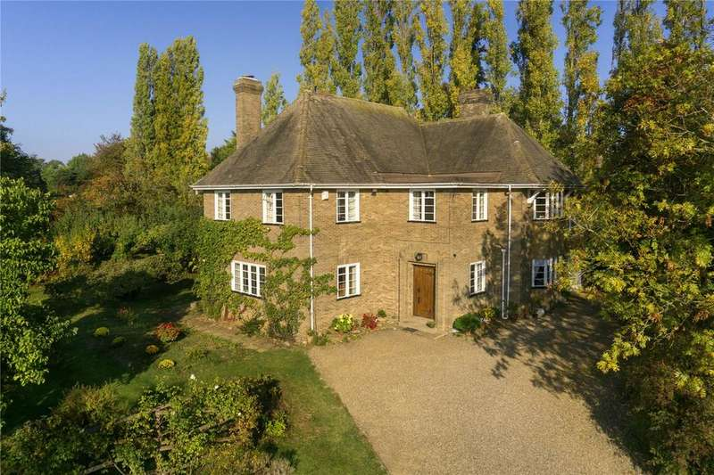5 Bedrooms Detached House for sale in Old North Road, Wansford