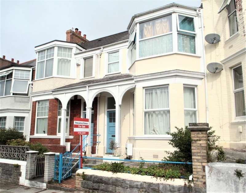 5 Bedrooms Terraced House for sale in Beechwood Terrace, Mutley , Plymouth