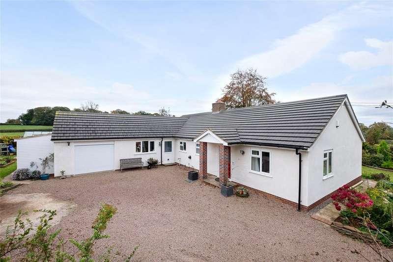 3 Bedrooms Detached Bungalow for sale in Pencombe Road, Winslow, Bromyard, HR7