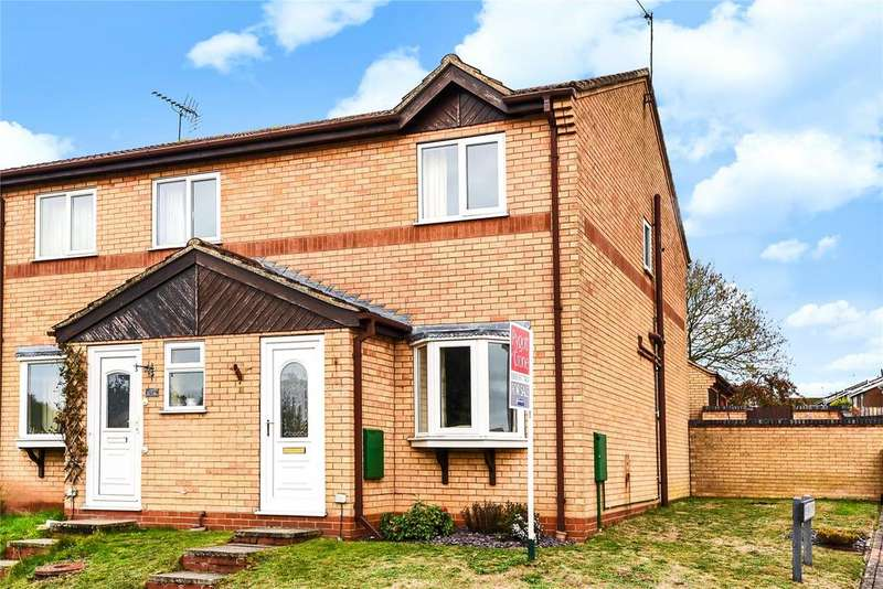 2 Bedrooms Semi Detached House for sale in Mallard Drive, Caistor, LN7