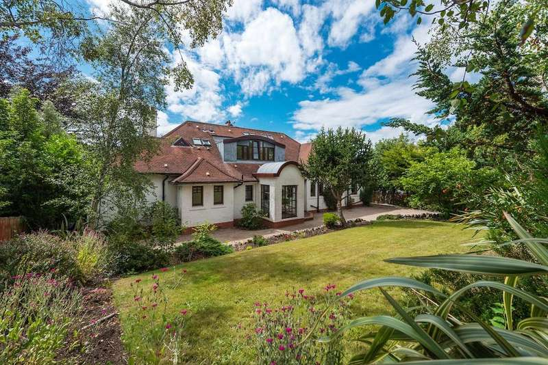 6 Bedrooms Detached House for sale in The Whins, Buckstane Park, Edinburgh, Midlothian