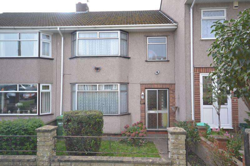 3 Bedrooms Terraced House for sale in Nympsfield, Kingswood, Bristol