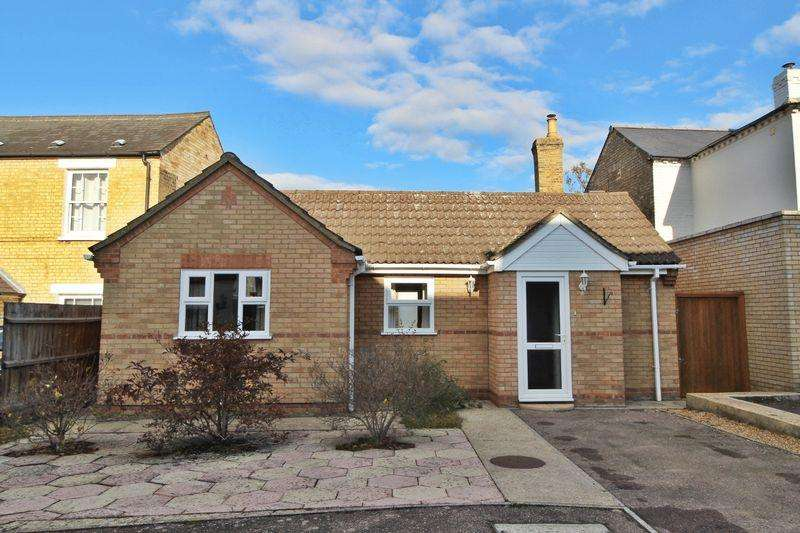 1 Bedroom Detached Bungalow for sale in Trinity Close, Biggleswade