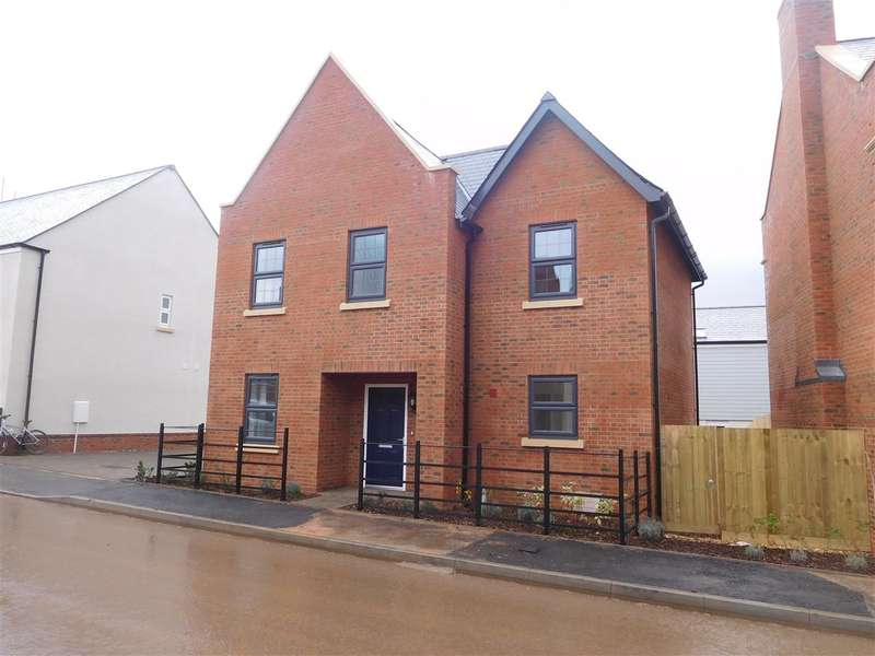 4 Bedrooms Detached House for sale in The Malham Plot 102, Seabrook Orchard, Topsham