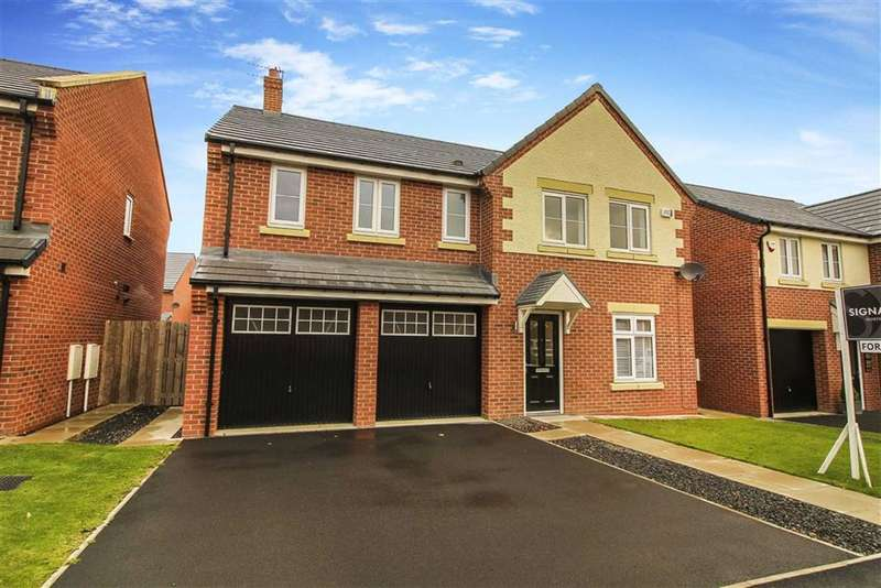 5 Bedrooms Detached House for sale in Ayle Grove, Whitley Bay, Tyne And Wear