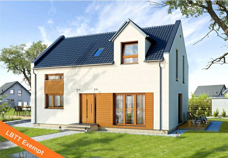 3 Bedrooms House for sale in Custom Build Home - CH27, Rowallan Castle Estate, Kilmaurs, East Ayrshire, KA3