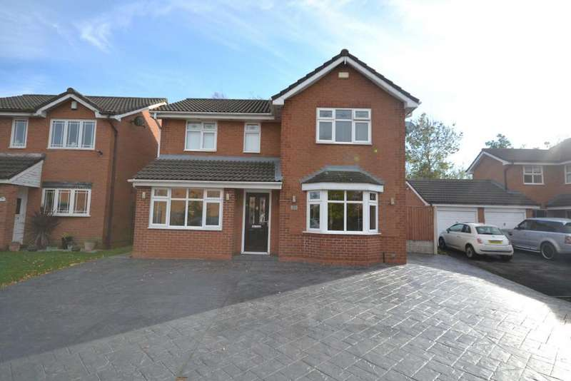 4 Bedrooms Detached House for sale in Brathay Close, Warrington